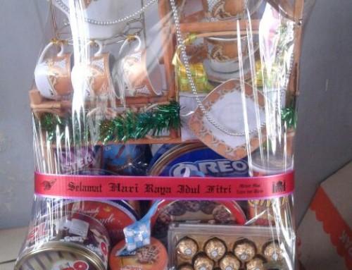 Parcel Rak Susun Tea Set B IDR 1000K